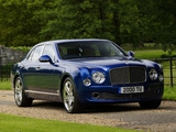 Pictures of Bentley Mulsanne The Ultimate Grand Tourer UK-spec 2013