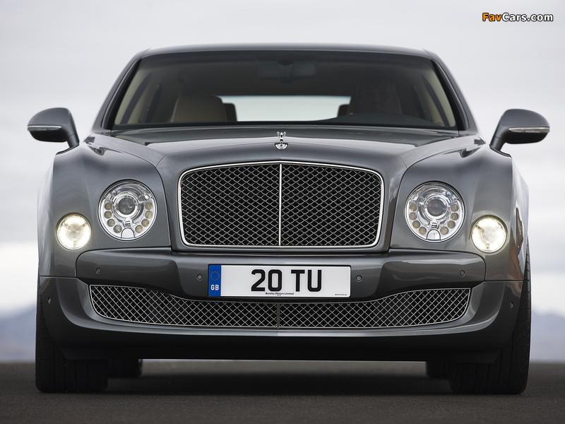 Bentley Mulsanne Mulliner Driving Spec 2012 wallpapers (800 x 600)