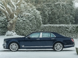 Wallpapers of Bentley Mulsanne The Ultimate Grand Tourer UK-spec 2013