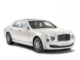 Bentley Birkin Mulsanne 2014 wallpapers