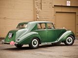 Bentley R-Type Standard Saloon 1952–55 images
