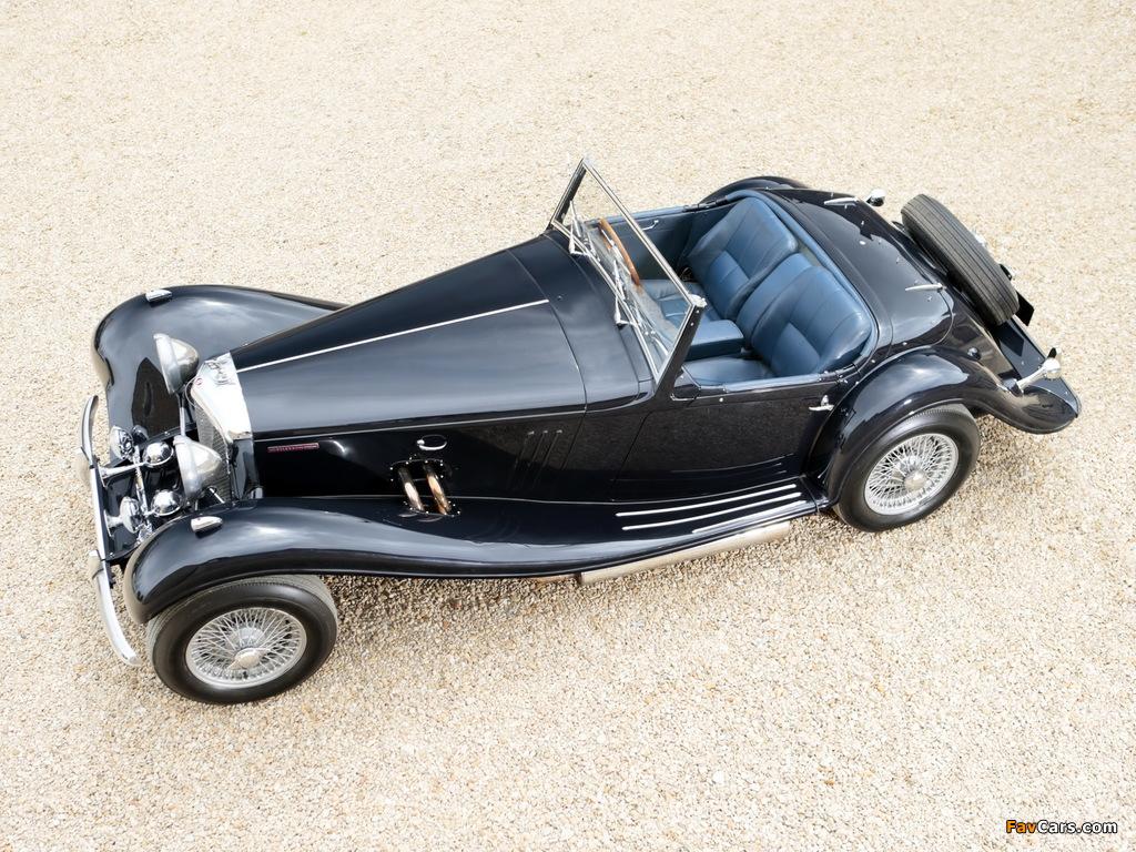Bentley R-Type Special Roadster 1953 images (1024 x 768)