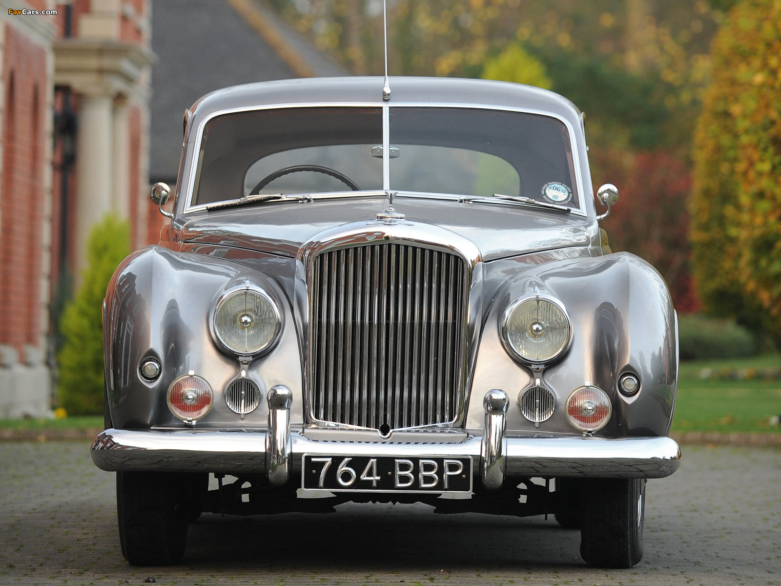 Bentley R-Type 4.6 Litre Coupe by Abbott 1954 images (1600 x 1200)