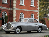 Bentley R-Type 4.6 Litre Coupe by Abbott 1954 pictures