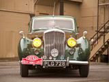Images of Bentley R-Type Standard Saloon 1952–55