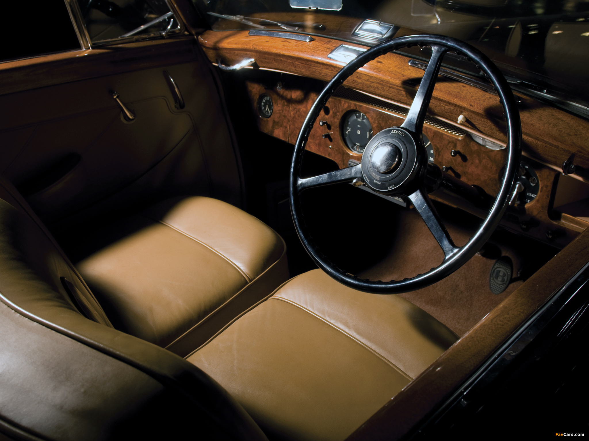 Images of Bentley R-Type Drophead Coupe Park Ward 1953 (2048 x 1536)