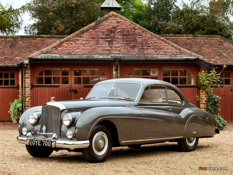Images of Bentley R-Type Coupe 1954–55 (800 x 600)