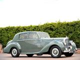 Photos of Bentley R-Type Standard Saloon 1952–55