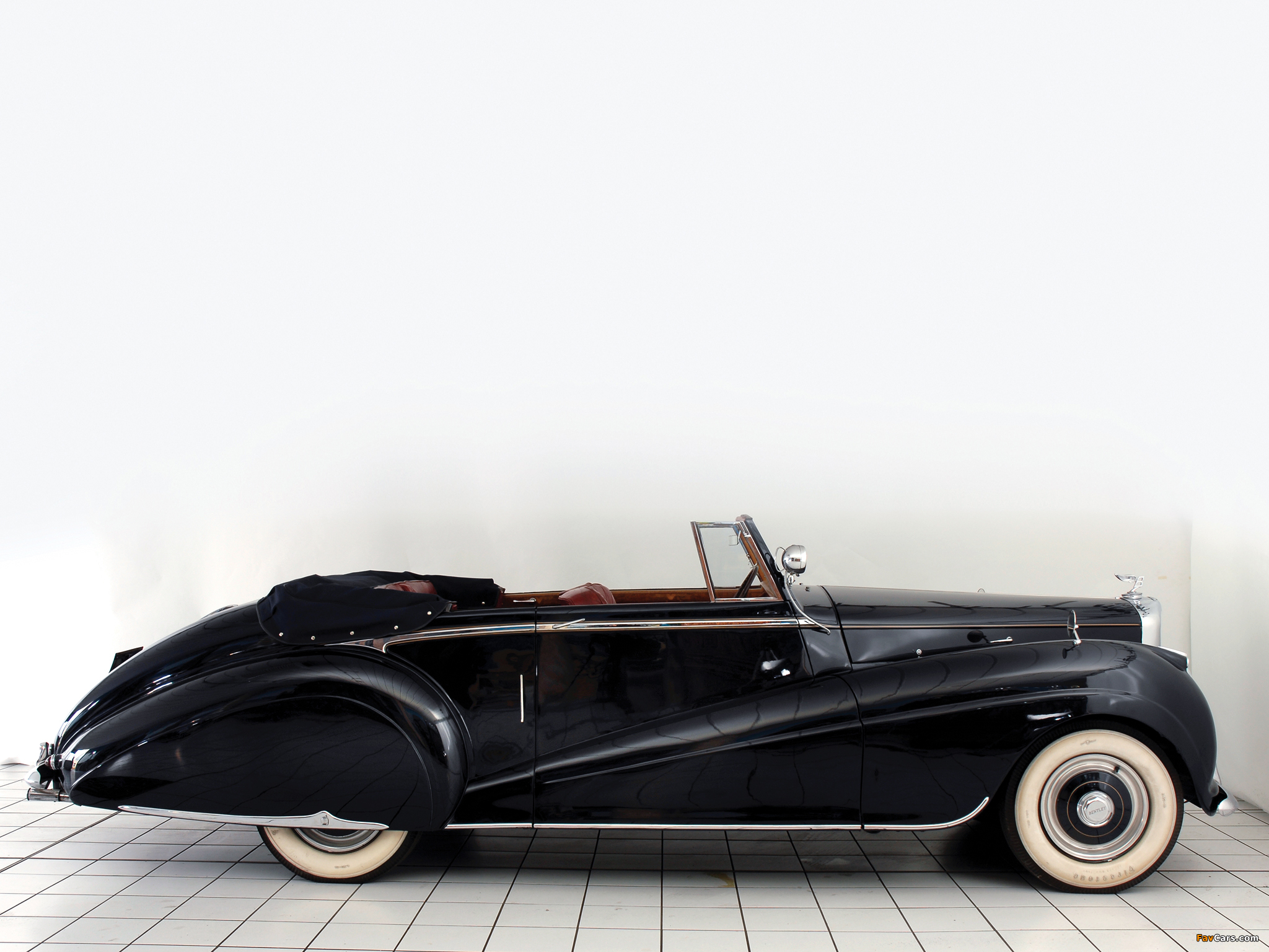 Pictures of Bentley R-Type Drophead Coupe Park Ward 1953 (2048 x 1536)