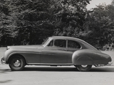 Pictures of Bentley R-Type Coupe 1954–55