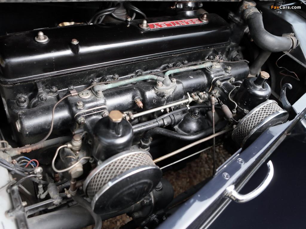 Bentley R-Type Special Roadster 1953 wallpapers (1024 x 768)