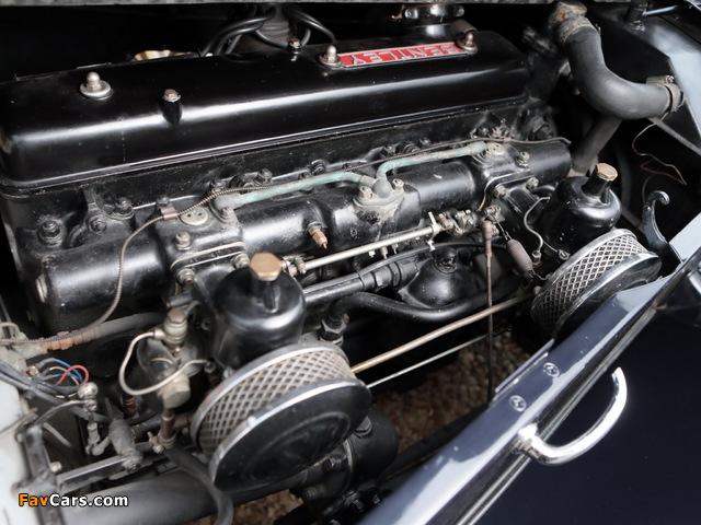 Bentley R-Type Special Roadster 1953 wallpapers (640 x 480)