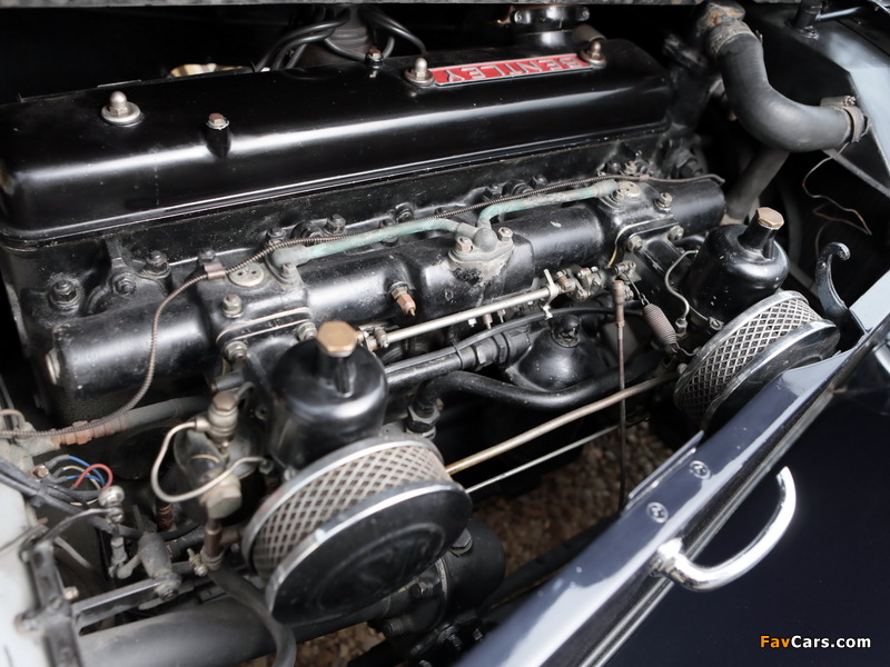 Bentley R-Type Special Roadster 1953 wallpapers (800 x 600)
