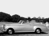 Bentley S2 Drophead Coupe by Mulliner 1959–63 wallpapers