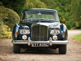 Bentley S3 Continental Saloon by James Young 1963–65 photos