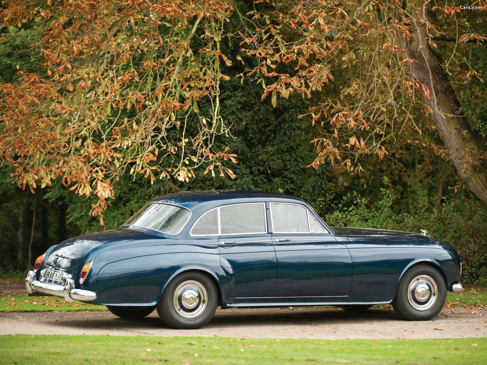 Photos of Bentley S3 Continental Saloon by James Young 1963–65 (1600 x 1200)
