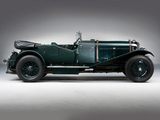 Bentley Speed 6 Vanden Plas Tourer 1929–30 photos