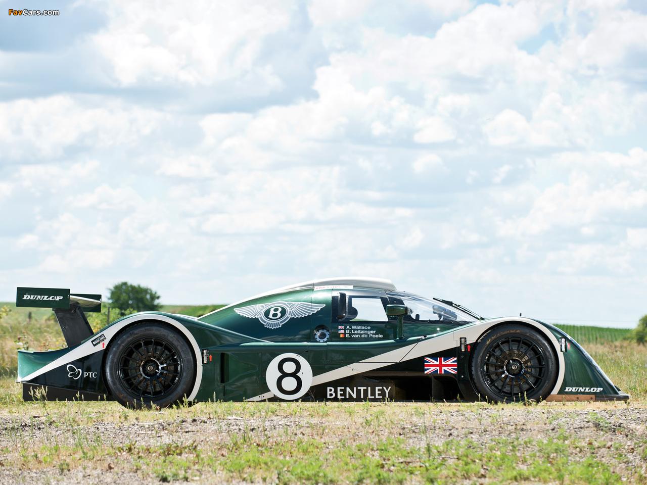 Images of Bentley EXP Speed 8 2002 (1280 x 960)