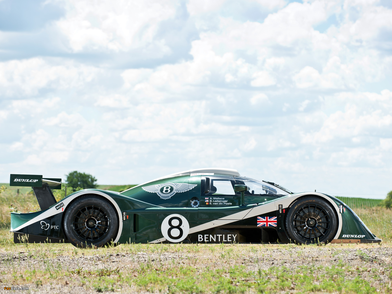 Images of Bentley EXP Speed 8 2002 (1600 x 1200)