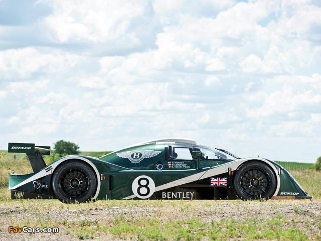 Images of Bentley EXP Speed 8 2002 (640 x 480)