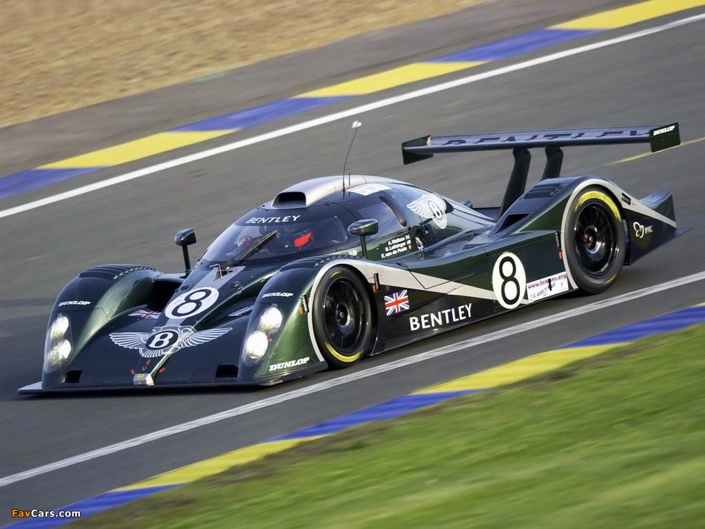 Photos of Bentley EXP Speed 8 2002 (1024 x 768)