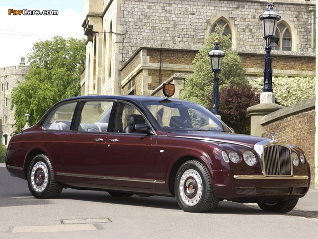 Bentley State Limousine 2002 pictures (640 x 480)