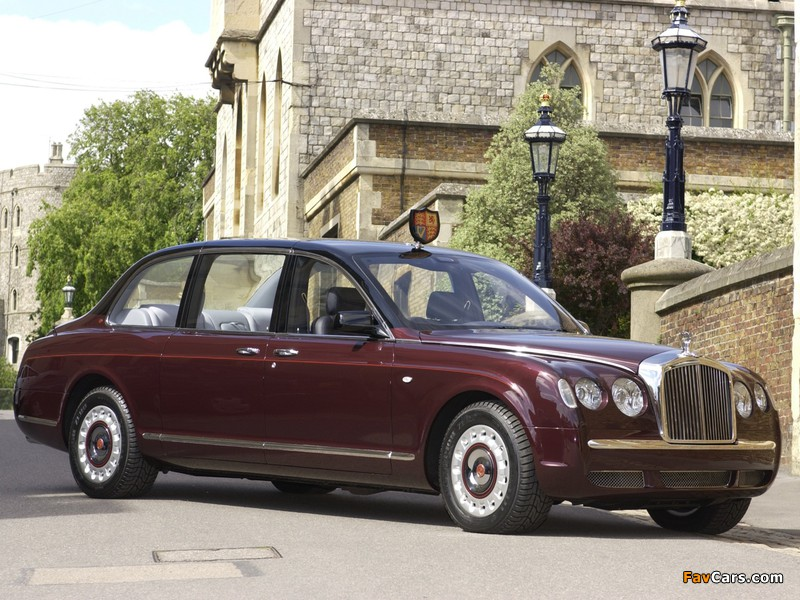 Bentley State Limousine 2002 pictures (800 x 600)