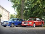 Bentley Turbo R Empress II Sports Saloon 1988 & Turbo R 2-door Sports Saloon by Hooper 1990 pictures