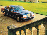 Photos of Bentley Turbo R Empress II Sports Saloon by Hooper 1988