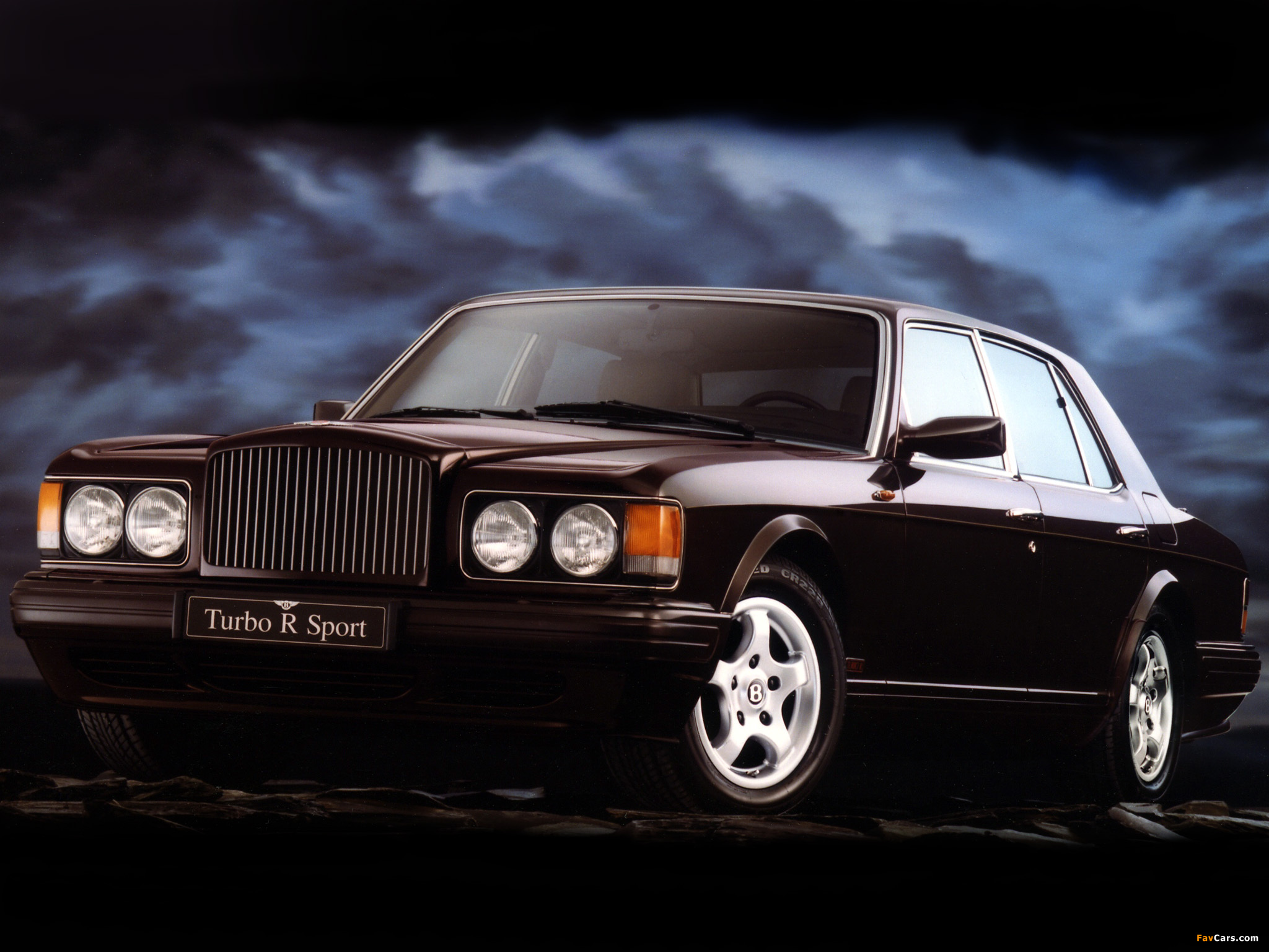 Bentley Turbo R Sport 1996 Wallpapers 2048x1536