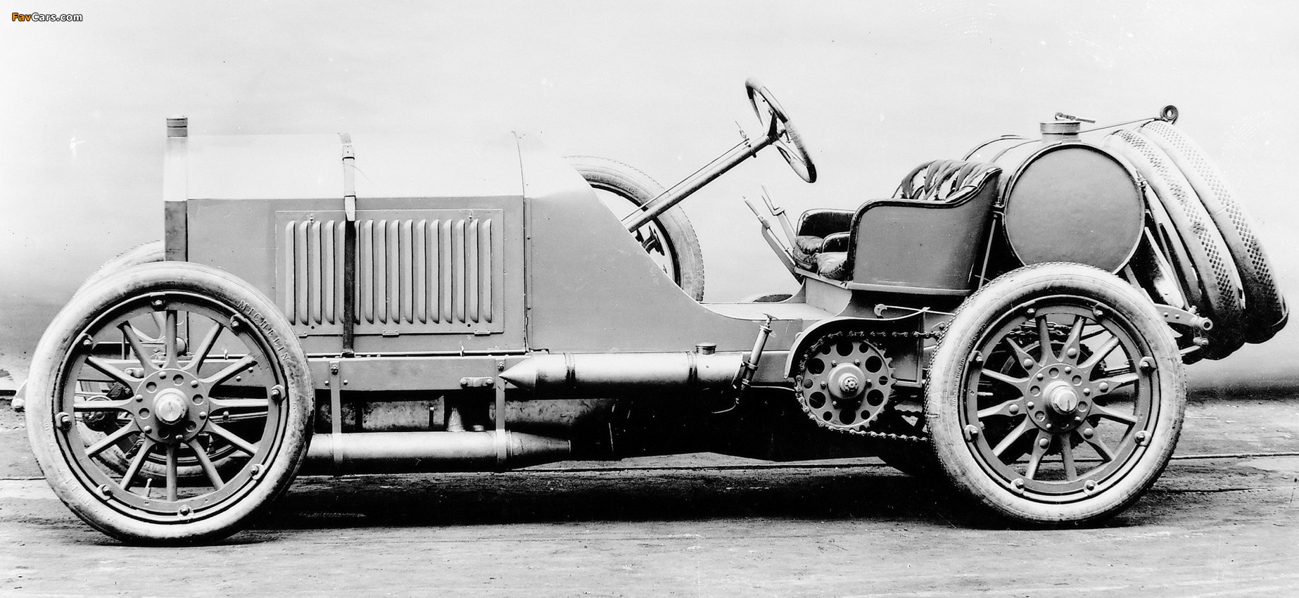 Pictures of Benz 150 PS Race Car (1908) (1846 x 850)