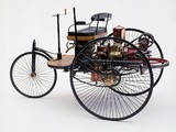 Pictures of Benz Patent Motorwagen (Typ I) 1885
