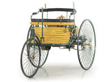 Benz Patent Motorwagen (Typ I) 1885 wallpapers