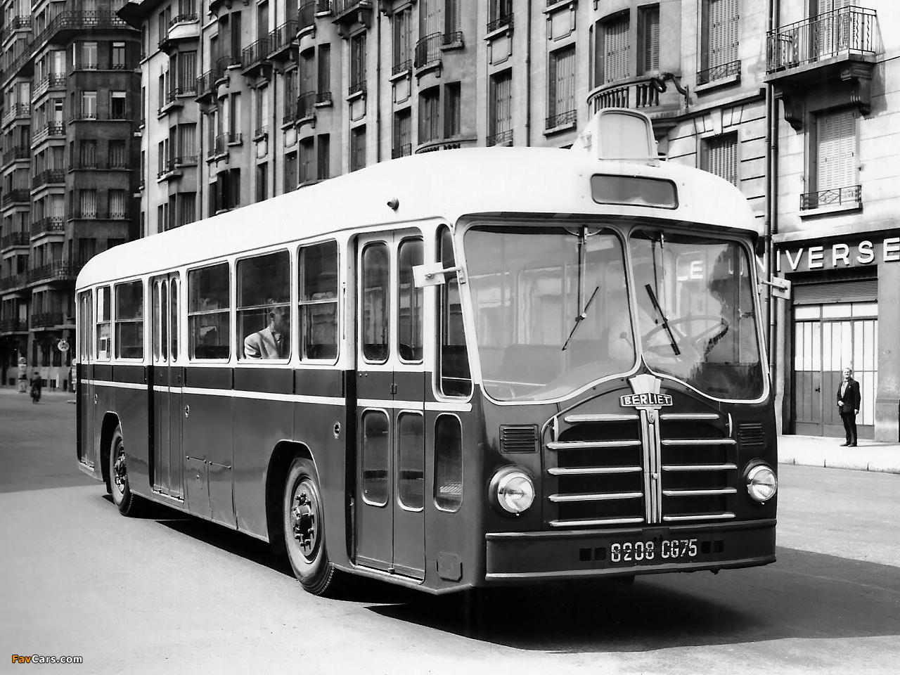 Berliet PCP10 1953 images (1280 x 960)