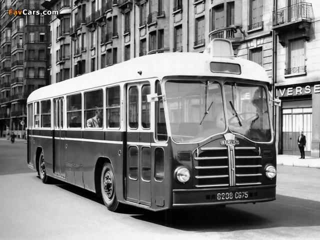 Berliet PCP10 1953 images (640 x 480)