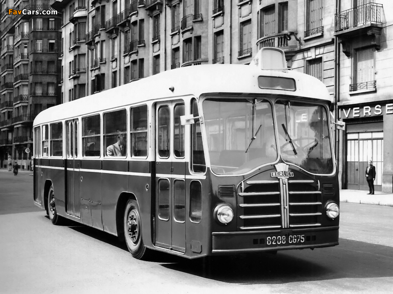 Berliet PCP10 1953 images (800 x 600)