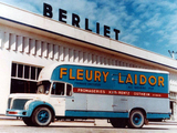 Pictures of Berliet GLR 8 Fourgon 1950–77