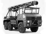 Berliet Griffet G8 6x6 Military Mobile Crane 1956–78 wallpapers