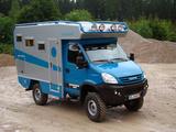Bimobil EX 345 2009–11 photos