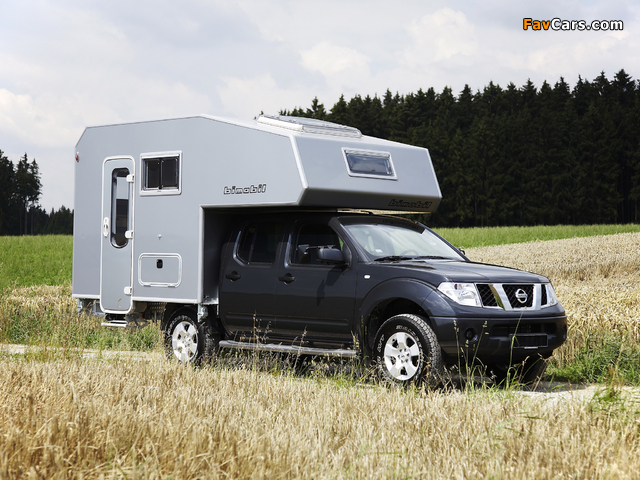 Pictures of Bimobil Husky 230 (D40) 2005–10 (640 x 480)