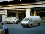 Toyota Hiace pictures