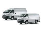 Toyota Hiace wallpapers