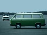 Photos of Volkswagen T3