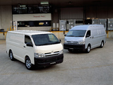 Pictures of Toyota Hiace