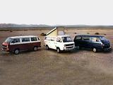 Volkswagen T3 wallpapers