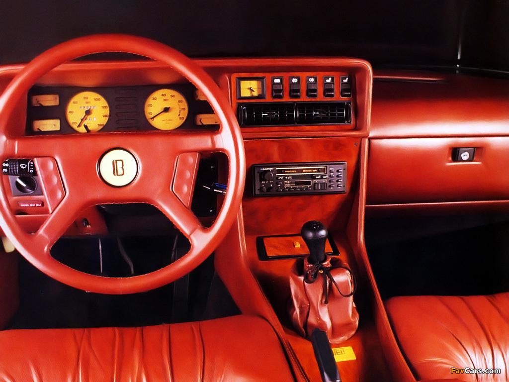 Images of Bitter SC Sedan 1984–85 (1024 x 768)