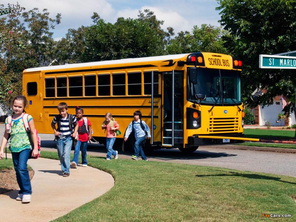 Blue Bird Bus >> Blue Bird All American FE School Bus 2008 pictures (1024x768)