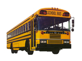 Images of Blue Bird All American RE School Bus 1989–