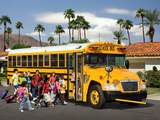 Blue Bird Vision School Bus 2008 wallpapers