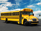 Images of Blue Bird Vision School Bus 2008